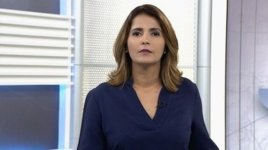 Confira os destaques do Jornal Anhanguera 1ª Edição de sexta-feira (31) - Criminosos invadem loja de carros e atiram contra clientes em Aparecida de Goiânia; vídeo.