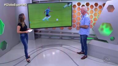 Maurício Saraiva comenta vitória do Grêmio contra o São José - Assista ao vídeo.