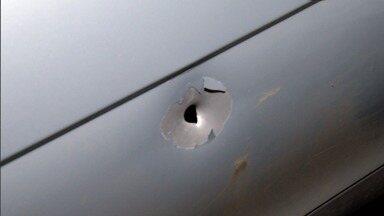Homem é preso suspeito de atirar contra ex e a atual namorada dela, em Anápolis - Disparos foram motivados por ciúmes.