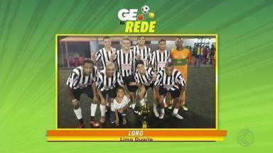 GE na Rede tem jogo do Tupi e futebol entre amigos - Quadro do Globo Esporte traz destaques de Rio Pomba, Juiz de Fora, Lima Duarte e Barbacena