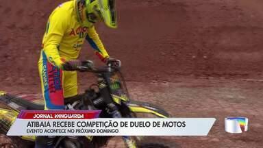 Atibaia recebe competição de duelo de motos - Evento será no domingo.