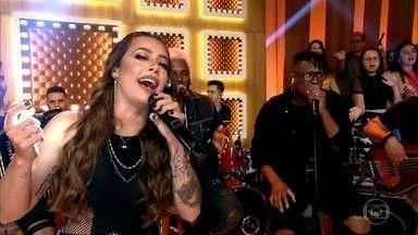 Lauana Prado canta 'Cobaia' - Confira