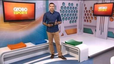 Confira a íntegra do Globo Esporte Triângulo Mineiro - Globo Esporte - Triângulo Mineiro - 06/02/20
