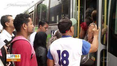 Giro nas estações de ônibus de Palmas mostra estruturas precárias - Giro nas estações de ônibus de Palmas mostra estruturas precárias