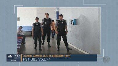 Guarda Armada gera economia em Pouso Alegre (MG) - Valores foram divulgados pela prefeitura da cidade