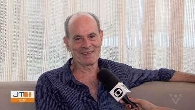 Show de Ney Matogrosso agita Santos nesta sexta-feira (7) - Apresentação promete ir além da música e tem traços teatrais.