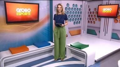 Confira a íntegra do Globo Esporte Triângulo Mineiro - Globo Esporte - Triângulo Mineiro - 08/02/20