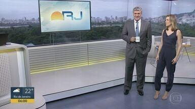 Bom dia Rio - Edição de segunda-feira, 10/02/2020 - As primeiras notícias do Rio de Janeiro, apresentadas por Flávio Fachel, com prestação de serviço, boletins de trânsito e previsão do tempo.