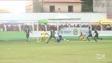 No sufoco, Sampaio vence o Pinheiro de virada no Maranhense - Com duas expulsões de cada lado, Everton Dias comandou a virada tricolor em pleno Costa Rodrigues.