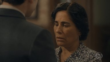 Lola não quer que Alfredo se sacrifique por ela - Ela pede que para que ele seja feliz