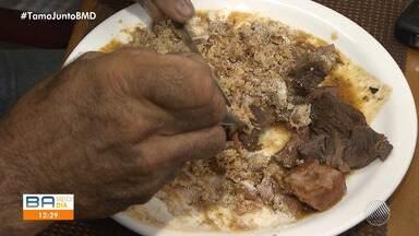 Arroz, feijão e carne causam aumento do preço da cesta básica em Salvador - Os três alimentos são essenciais na mesa dos brasileiros, mas estão pesando no bolso dos baianos.