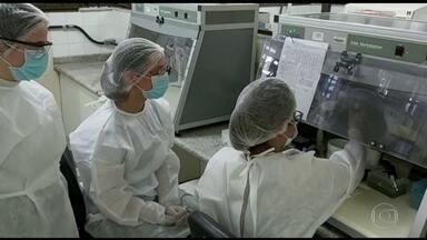 Exames de brasileiros resgatados na China dão negativo para o novo coronavírus - Grupo que está em quarentena, em Anápolis (GO), vai fazer novos testes na semana que vem.