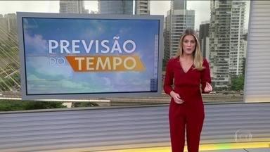 Veja a previsão do tempo para esta quarta-feira (12) em todo país - Dois sistemas, uma baixa pressão e um cavado, vão provocar o temporal em parte do Sudeste. Chove mais fraco em São Paulo. Previsão de pancadas isoladas no Centro-Oeste, no Norte e em parte do Nordeste.