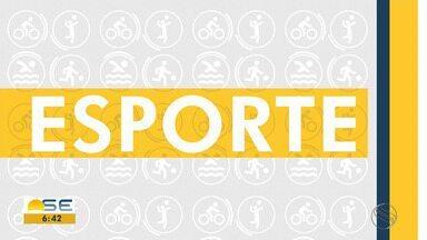 Confira as novidades do esporte com Thiago Barbosa - Confira as novidades do esporte com Thiago Barbosa.