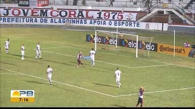 Veja como foi o empate do Botafogo-PB com o Atlético-BA, em Alagoinhas - Belo empata sem gols com o Atlético de Alagoinhas e garante a vaga na segunda fase da Copa do Brasil.