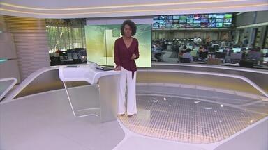 Jornal Hoje - íntegra 13/02/2020 - Os destaques do dia no Brasil e no mundo, com apresentação de Maria Júlia Coutinho.
