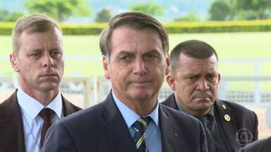 Bolsonaro promete entregar em breve a proposta de reforma administrativa - Desde outubro o governo fala em enviar um projeto de reforma administrativa ao Congresso. O presidente voltou a falar sobre isso nesta quinta (13) e reforçou que só vão ser alteradas as regras para os novos servidores públicos.