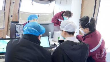 OMS afirma que epidemia do coronavírus está controlada no resto do mundo - Apesar do aumento de casos na China, a Organização Mundial de Saúde vem dando notícias tranquilizadoras nas últimas horas.