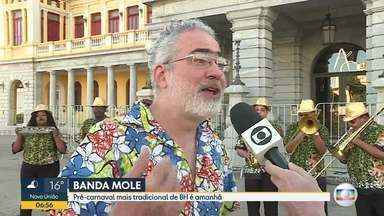 SEXTOU BDMG: Veja as dicas para você se divertir no fim de semana - Banda Mole faz o pré-carnaval mais tradicional de BH.