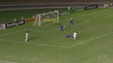 Cruzeiro empata com São Raimundo e se classifica para segunda fase da Copa do Brasil - Cruzeiro empata com São Raimundo e se classifica para segunda fase da Copa do Brasil