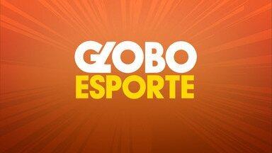 Confira o Globo Esporte desta sexta (14/02) - Programa traz informações do vôlei de praia e do futebol com atualizações do Sergipe e do Confiança.
