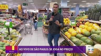 Se Joga no Preço: banana-prata é a dica para os blocos de Carnaval - Rica em potássio e carboidratos, saiba quanto está custando a banana prata em São Paulo