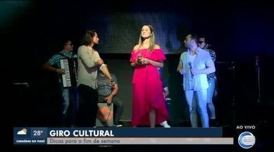Confira as dicas do Giro Cultural para o fim de semana - Confira as dicas do Giro Cultural para o fim de semana
