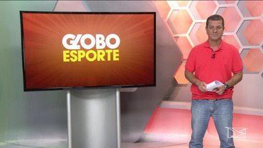 Globo Esporte MA de sexta-feira - 14/02/20, na íntegra - Confira esta edição na apresentação de Marco Aurélio.
