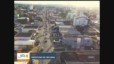 Prefeitura de Criciúma faz empréstimo de US$ 17 milhões para obras - Prefeitura de Criciúma faz empréstimo de US$ 17 milhões para obras