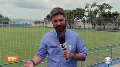 Veja as programações de Flamengo e Athletico-PR em Brasília - Flamengo treina no fim da tarde no CT do Brasiliense. Amanhã, os dois times treinam novamente antes da grande decisão no domingo.