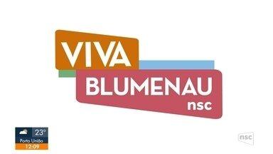 Mais uma edição da Feirinha da Servidão acontece em Blumenau - Mais uma edição da Feirinha da Servidão acontece em Blumenau