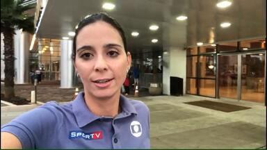 Boletim do Athletico: Nadja Mauad traz as últimas do Furacão antes da Supercopa - Boletim do Athletico: Nadja Mauad traz as últimas do Furacão antes da Supercopa, direto de Brasília