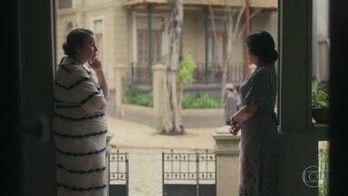 Todos comentam sobre a tensão política em São Paulo - Lola se preocupa com Alfredo