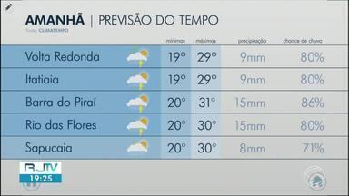 Sábado será com sol entre nuvens no Sul do Rio de Janeiro - Meteorologia prevê pancadas de chuva isoladas ao final do dia.