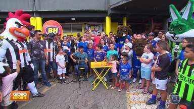 Globo Esporte MG deste sábado, 15/02/2020, na íntegra - Globo Esporte MG deste sábado, 15/02/2020, na íntegra