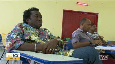 Militantes discutem criação de pastoral afrobrasileira no Maranhão - Militantes de movimentos negros se reuniram com representantes da Igreja Católica pra discutirem a criação de uma pastoral afrobrsileira na região de Codó.