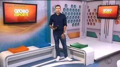 Assista à íntegra do Globo Esporte Triângulo Mineiro - Globo Esporte - TV Integração - 17/02/2020