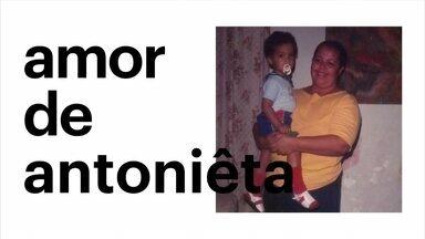 Mãe de Tcharly, telespectador de 'Amor de Mãe', é homenageada em 18/02/20 - undefined