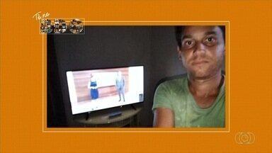 Conheça os telespectadores do Bom Dia Goiás - Mande a nós sua foto por meio das redes sociais.