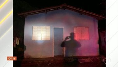 Policiais investigam assassinato de cinco pessoas em Mato Grosso - Cinco pessoas foram assassinadas na cidade de Nobres, em Mato grosso. As vítimas ainda estão sendo identificadas.