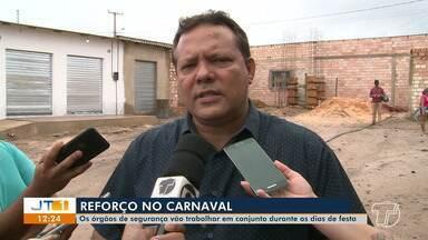 Órgãos de segurança vão trabalhar em conjunto durante carnaval - Objetivo é proporcionar mais segurança aos foliões.