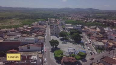 Última reportagem da série 'Vocação' traz o município de Itabaianinha - Na cidade, a vocação é para a indústria têxtil.