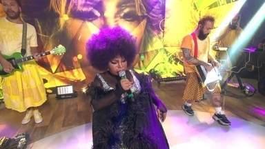 Elza Soares canta 'Comportamento geral', de Gonzaguinha - Elza Soares canta 'Comportamento geral', de Gonzaguinha.