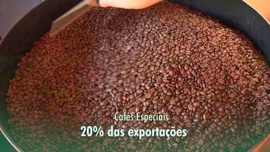 Confira: Sudoeste baiano é marcado por café especial - Veja a reportagem.
