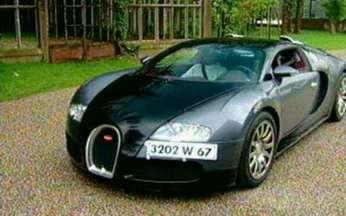 Bugatti Veyron - Confira nossa nova galeria dos carros mais rápidos do mundo e vote no melhor!