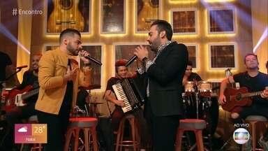 Guilherme e Benuto cantam 'Pergunta Boba' - Confira