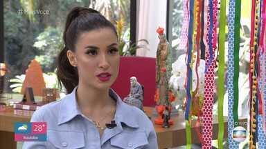 Programa de 26/02/2020 - Bianca Andrade é a eliminada da semana no BBB20 e toma café com Patrícia Poeta e Fabrício Battaglini