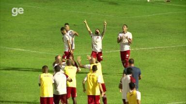 Os gols de River-PI 1 x 1 América-RN pela segunda fase da Copa do Brasil - Os gols de River-PI 1 x 1 América-RN pela segunda fase da Copa do Brasil