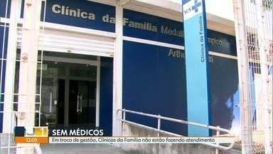 Crivella pede paciência à população por falta de atendimento em clínicas - Em troca de gestão, Clínicas da Família não estão fazendo atendimento por falta de médicos.