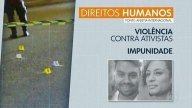 Relatório da Anistia Internacional aponta retrocessos para os direitos humanos no Brasil - Documento denuncia crescimento da violência policial e cita nominalmente o governador do Rio Wilson Witzel